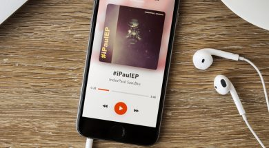 InderPaul Sandhu music #iPaulEP Review on KCMix
