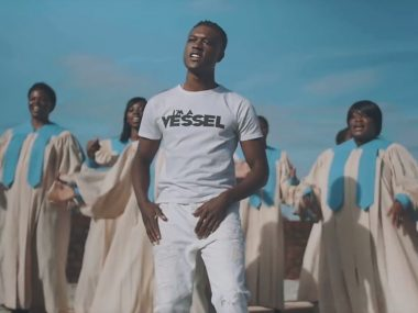 "J Vessel's latest Track & Vid ""How Great Thou Art"""