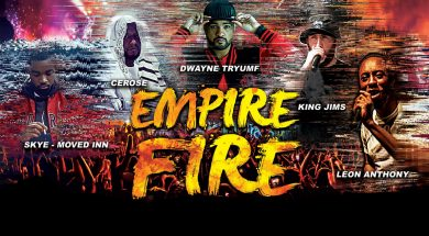 Event: Empire Fire – FREE #UKCR Rap/Hip Hop Event