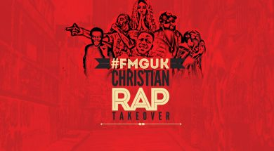 #FMGUK Christian Rap Takeover at Creation Fest