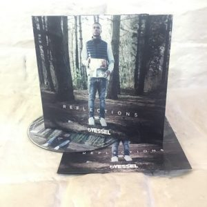 J Vessel REFLECTIONS Deluxe CD (Signed)