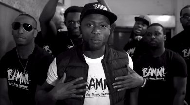 Cavell drops B.A.M.N Music Video