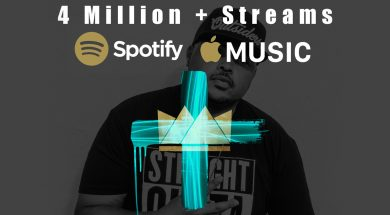 Bizzle Album Reaches Over 4,000,000 Streams On Spotify & Apple Music