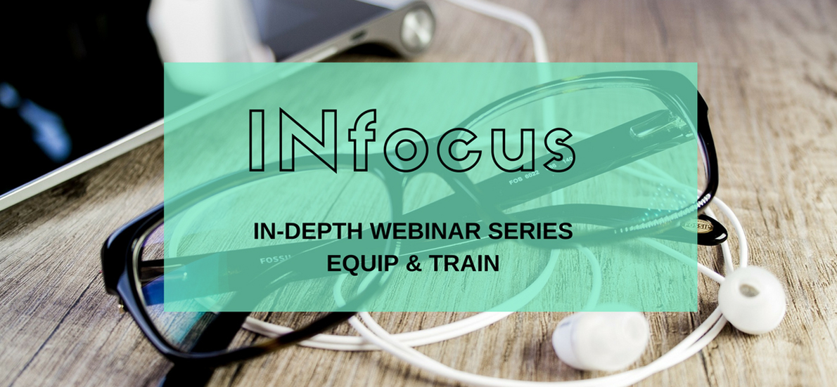 INFOCUSWEBINAR : 'HOW-TO' MANAGEYOUR STAGE OR DIGITAL LAUNCH – REGISTER TODAY!