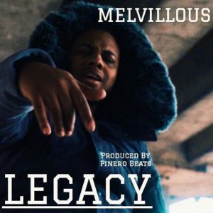 Melvillous provokes thoughts and reactions in latest release 'Legacy'