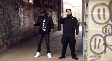 Fabs x Minister Taf release 'Not Afraid' music video. What are they not afraid of?