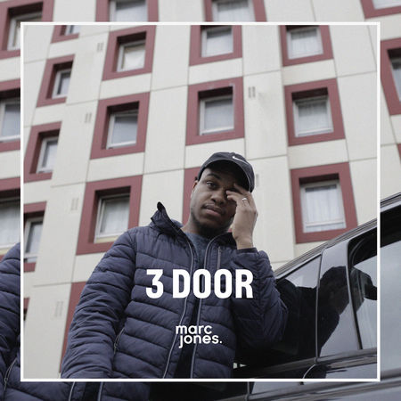 CROYDON RAPPER MARC JONES RELEASES THIRD SINGLE '3 DOOR'
