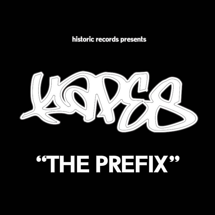 Rapper Kapes drop 90's style EP 'The Prefix'