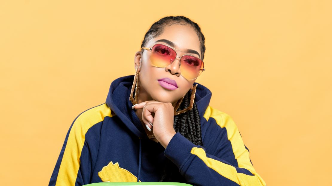 FEMALE RAPPER NAVIYAH DROPS EP ENTITLED 'CHANGE' -STREAM!