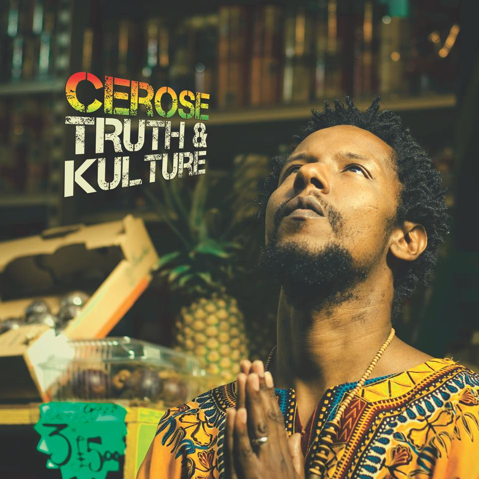 Cerose Releases Reggae Style Album 'Truth & Kulture' in Black History Month