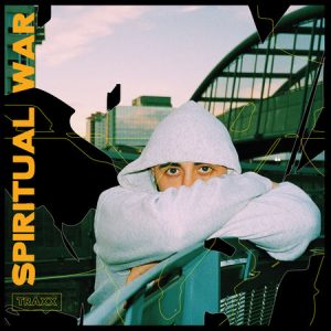 Welsh rapper Traxx drops a smooth joint 'Spiritual Warfare' visuals