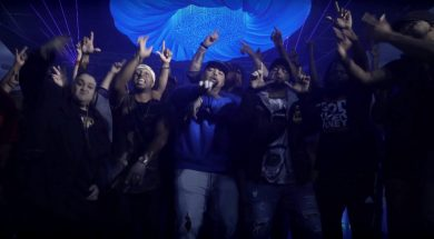 "US Rapper Bizzle & Squad Squad Takeover The Club In ""Lit Lit"""