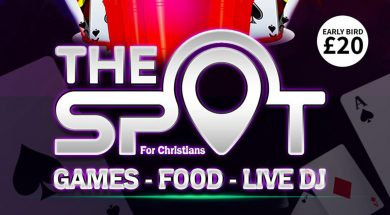 EVENT: THE SPOT UK – A PLACE TO MEET UP & SOCIALISE