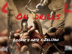 LOOMZ x ARTZ FROM GOONS4GOD DROP TRACK 'ON DRILLS' FT. ZELIJAH