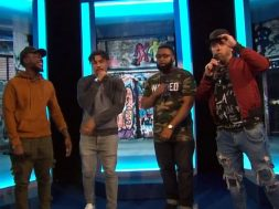 CHRISTIAN RAP ON BBC SML W/ MC TEMPO, STILL SHADEY, J WALKER & SNABE RINGS