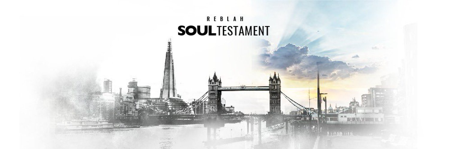 REBLAH'S NEW EP 'SOUL TESTAMENT' IS A REALITY CHECK, OUT NOW!