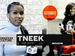 TNEEK TALKS WITH DJ CASS C ABOUT MUSIC, FAITH & LIFE