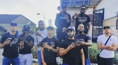 GOONS4GOD DROP DRILL EP 'DILIGENT LEAGUE' THAT MEANS BUSINESS!